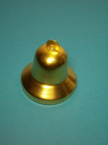 mosazný zvoneček